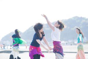 ビーチダンス