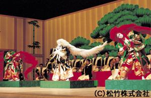 歌舞伎座美人のサイトより。本物は桁違いに格好良いですよもちろんっ