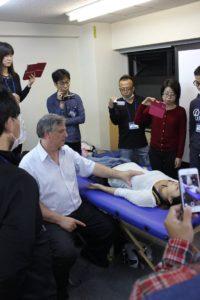 内臓オステオパシー国際セミナー