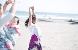 由比ケ浜ダンス