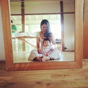 鎌倉スタジオSeeSaw赤ちゃんと整体