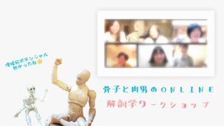 オンライン解剖学ワークショップ